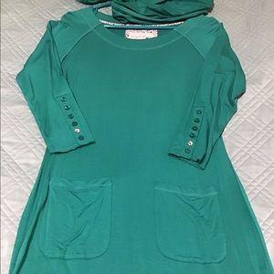 Evy's Tree Dresses - Evy's Tree Brooke Tunic Dress   NWT